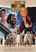 Visual Bible: Matthew 2-DVD Set - 35% Off!